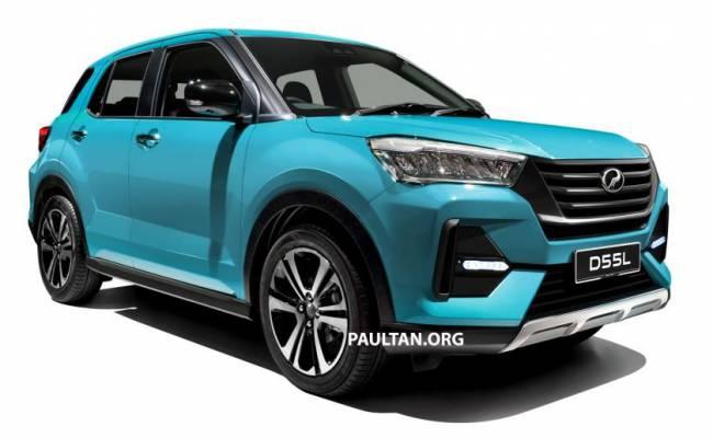 У новых Daihatsu Rocky и Toyota Raize появится еще один близнец