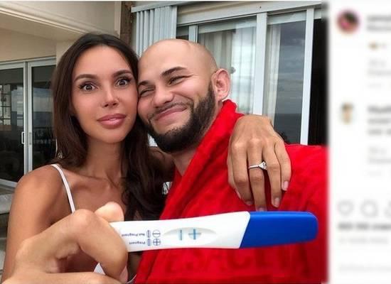 Оксана Самойлова рассказала о неожиданной беременности от Джигана