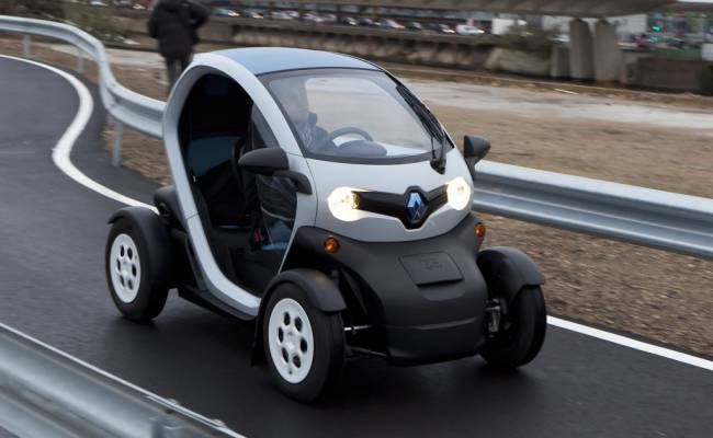 В России посчитали количество электромобилей