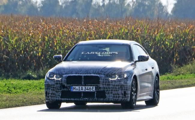 В 2021 году BMW выпустит 500-сильный седан i4