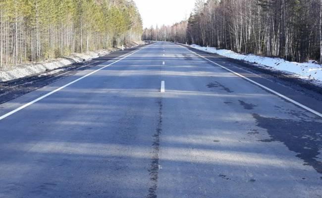 В Прибайкалье оштрафовали генподрядчика, реконструировавшего Голоустненский тракт