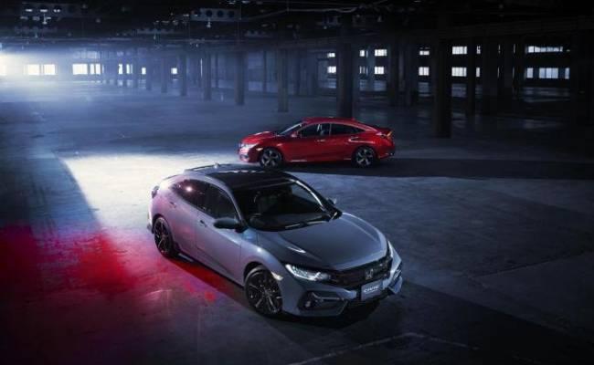 Honda вот-вот освежит внешность Honda Civic для японского рынка