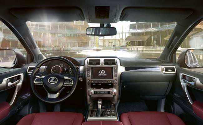 Продажи обновленного престижного внедорожника Lexus GX 460 стартуют в России