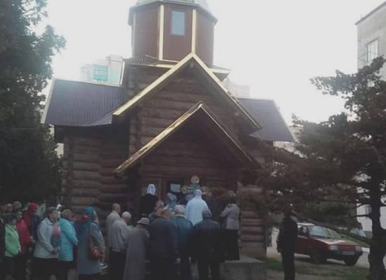 В администрации Зеленского осудили решение снести храм ПЦУ в Крыму