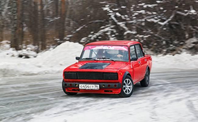Автоспорт в Екатеринбурге: анонс на 23-24 ноября
