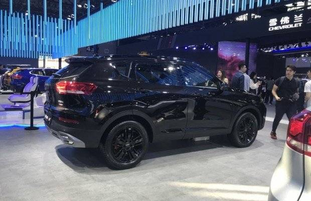 Haval представил «заряженный» кроссовер H6 GT. Выглядит дерзко!
