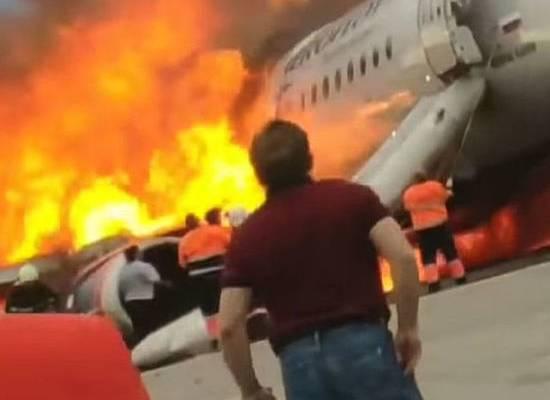 Сотрудники СК РФ установили виновного в крушении Superjet в Шереметьево