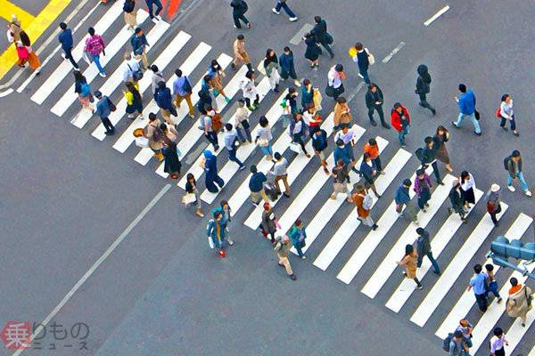 Как в Японии наказывают пешеходов, если их сбила машина при переходе дороги?