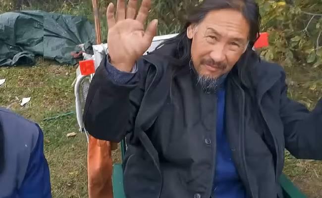 СМИ: шаман Александр Габышев вновь отправился к Кремлю