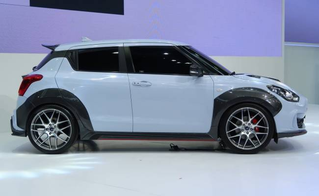 Suzuki показала в Таиланде экстремальный Swift Extreme Concept