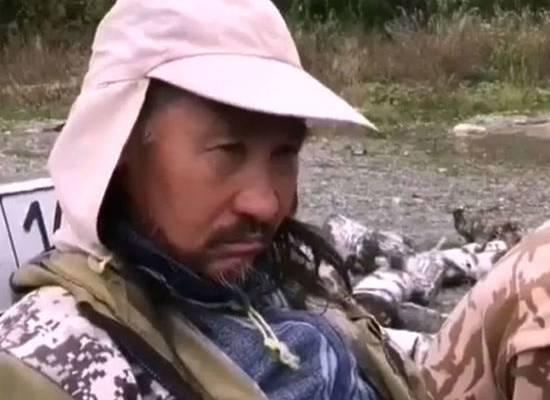 Якутского шамана Габышева задержали после возобновления похода на Кремль
