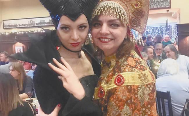 Свое столетие «Московский комсомолец» отметил карнавалом