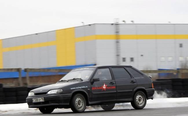 Автоспорт в Санкт-Петербурге: анонс на 15 декабря