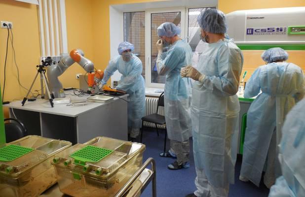 В России провели уникальный эксперимент по биопечати кожных имплантатов