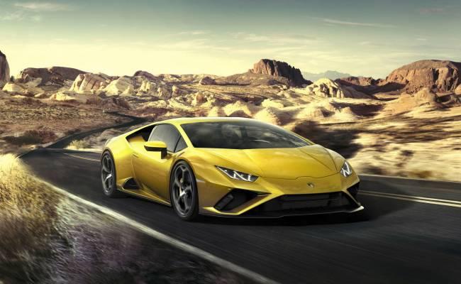Суперкар Lamborghini Huracan Evo RWD стал заднеприводным