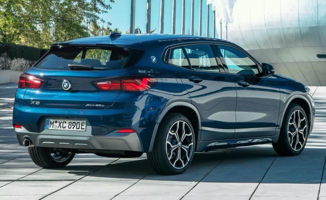 Кроссовер BMW X2 научился ездить без горючего