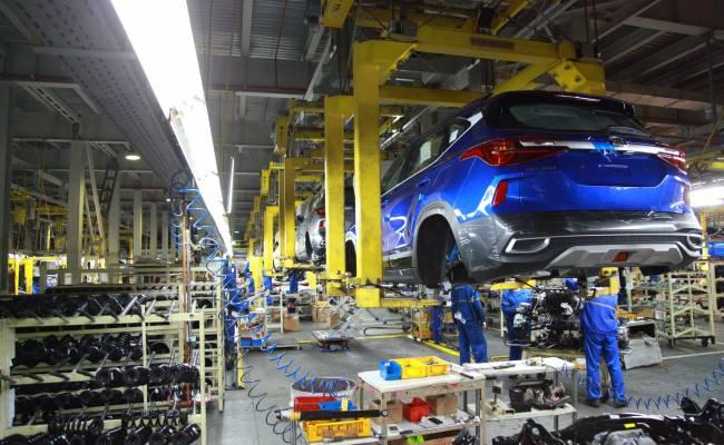 Kia сообщила о старте товарного выпуска Seltos в Калининграде