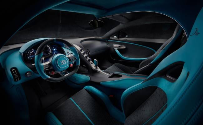 В России запатентовали Bugatti за 300 млн рублей