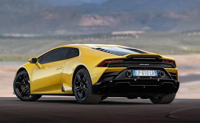 Заднеприводный Lamborghini Huracan Evo добрался до России: на 3,4 млн рублей дороже, чем в Европе