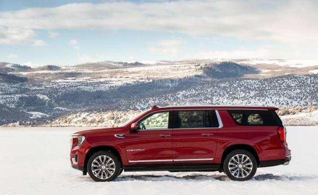 В Америке показали внедорожник GMC Yukon: круче, чем Chevrolet Tahoe