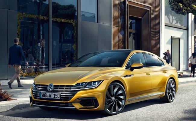 Volkswagen Arteon превратили в сексапильный универсал