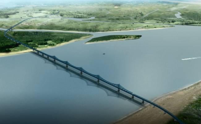 Мост через Лену построят «Ростех» и его партнер