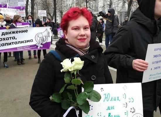 На антифашистском марше были провокаторы: трёх активистов обвинили в ЛГБТ-пропаганде
