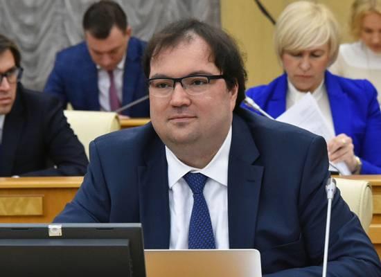 Новым главой Минкомсвязи РФ стал Максут Шадаев