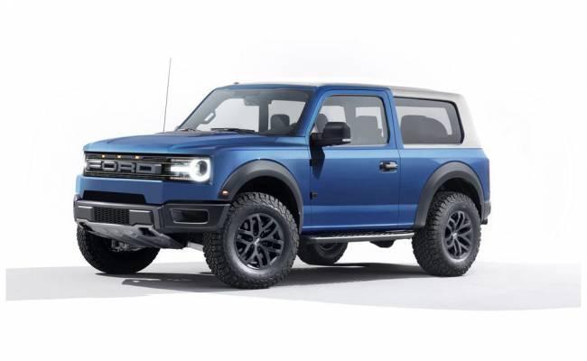 Премьера конкурента Jeep Wrangler от Ford состоится раньше, чем ожидалось