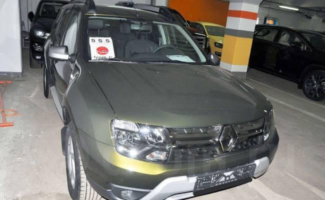 Российские дилеры Renault жалуются на дефицит Дастеров