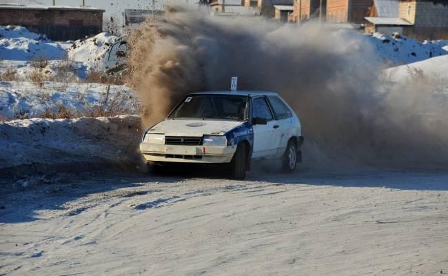 Автоспорт в Черногорске и Минусинске: анонс на 25-26 января
