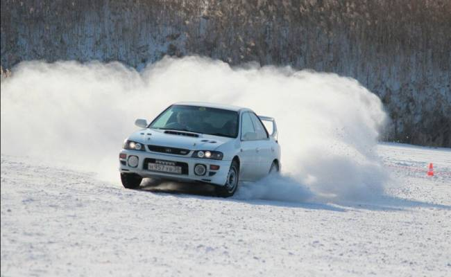 Автоспорт в Приморье: анонс на 25-26 января