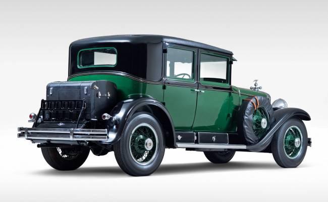 Пуленепробиваемый Cadillac Аль Капоне выставлен на продажу за $1 млн