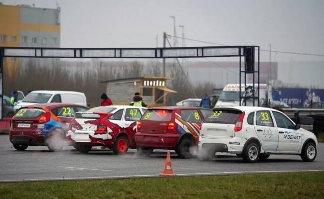 Автоспорт в Санкт-Петербурге: анонс на 26 января