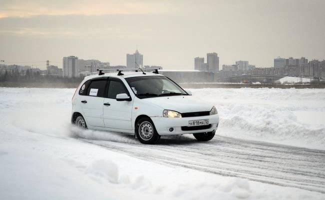 Автоспорт в Тюмени: анонс на 26 января