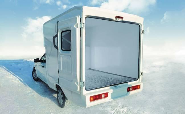 На базе Гранты и Нивы сделали вместительные фургоны (ФОТО)