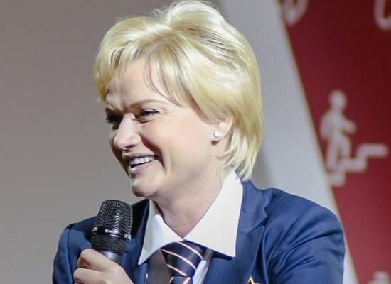Гимнастка Хоркина призналась, что родила сына от мужа Веры Глаголевой