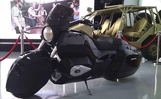 Мотоциклы Aurus выйдут в 2022 году