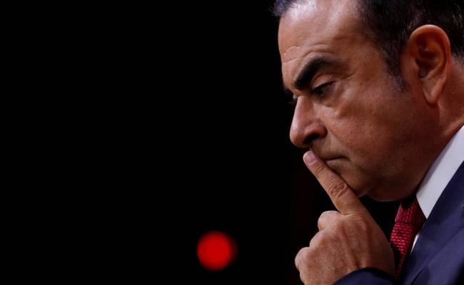 Nissan подал против Карлоса Гона многомиллионный иск