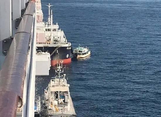 Эвакуация незаражённых пассажиров японского круизного лайнера объявлена с 19 февраля
