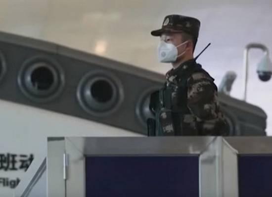 Украина эвакуирует из Китая российского гражданина
