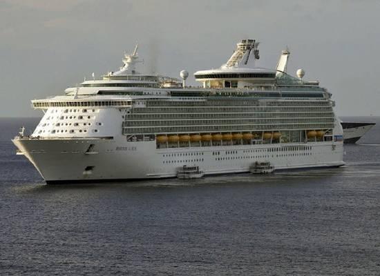 На круизном лайнере в Японии прекращён карантин