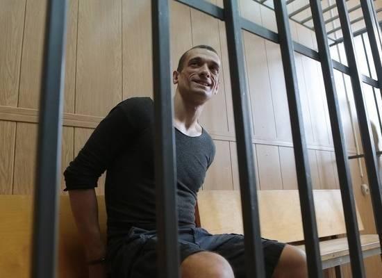 Очень рад: Павленский не испытывает сожалений о распространении интимных видео