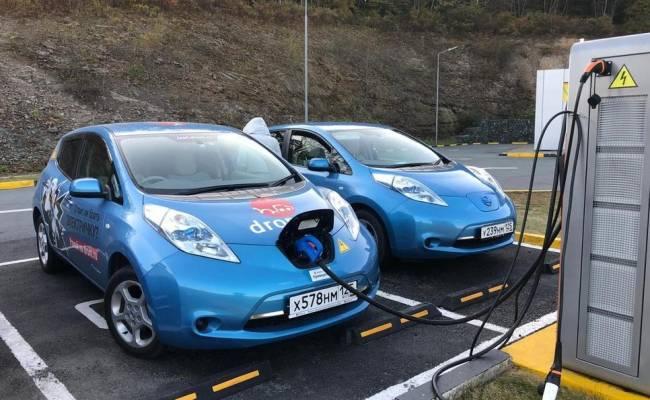 Пошлины на импорт электромобилей захотели отменить