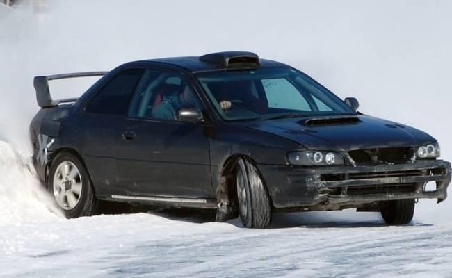 Автоспорт в Кузбассе: анонс на 22-24 февраля