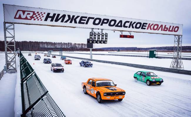 Автоспорт в Нижнем Новгороде: анонс на 22 февраля