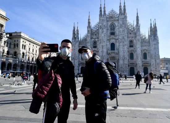 Гражданка Италии рассказала о первом случае заражения ребенка коронавирусом