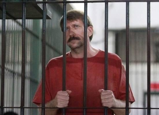 Алла Бут не верит в скорый перевод мужа из спецблока тюрьмы в США
