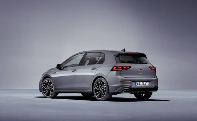 Volkswagen показал Golf GTI нового поколения, а также GTD и GTE