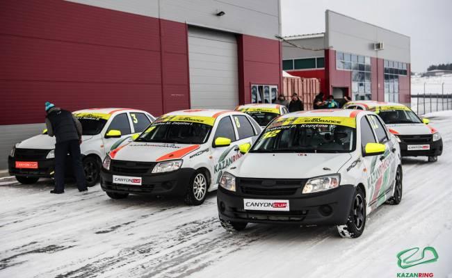 Автоспорт в Казани: анонс на 29 февраля